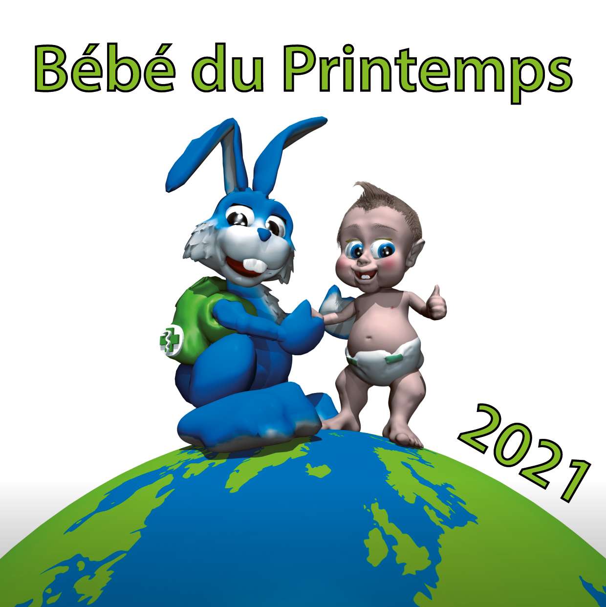 Le concours bébés du printemps est en ligne, participez-y avec votre Smartphone !